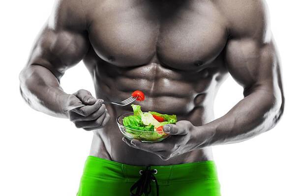 トレーニングと食事の関係